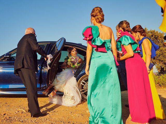 La boda de Juanlu y Vero en Hornachos, Badajoz 29