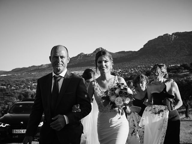 La boda de Juanlu y Vero en Hornachos, Badajoz 30