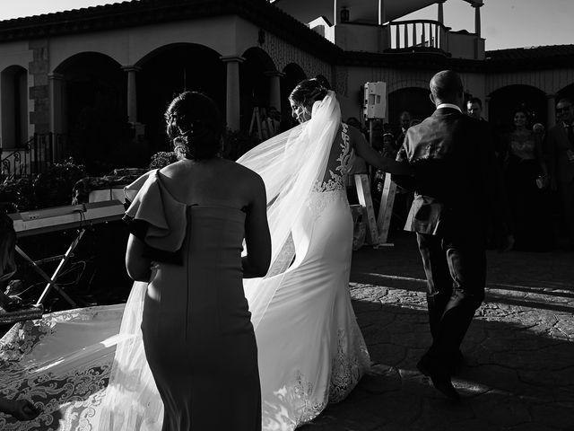La boda de Juanlu y Vero en Hornachos, Badajoz 31