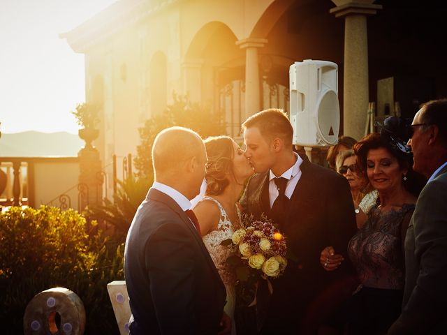 La boda de Juanlu y Vero en Hornachos, Badajoz 32