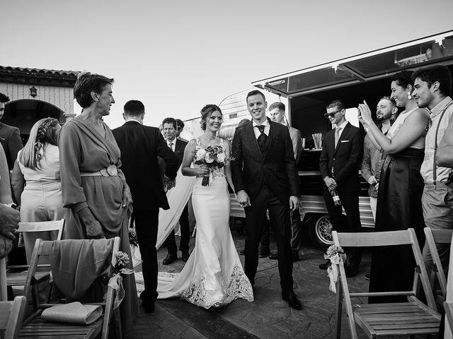 La boda de Juanlu y Vero en Hornachos, Badajoz 33