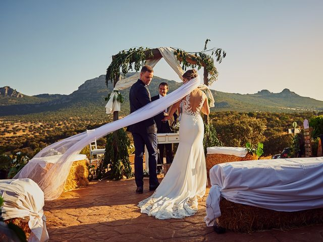 La boda de Juanlu y Vero en Hornachos, Badajoz 34
