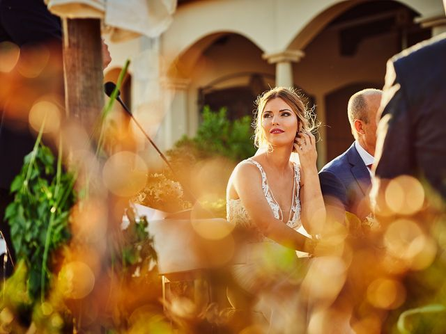La boda de Juanlu y Vero en Hornachos, Badajoz 35