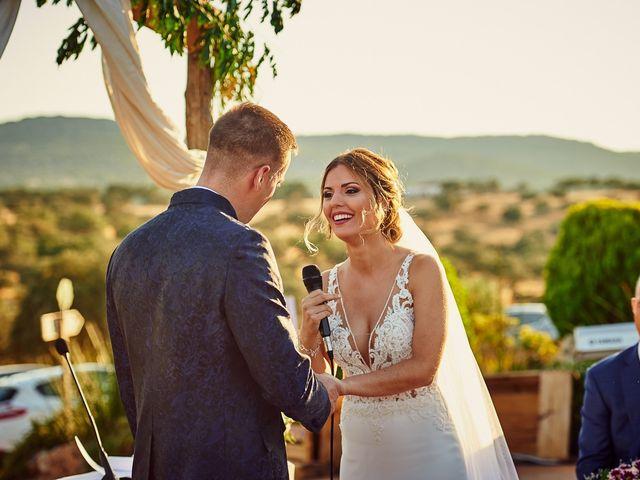 La boda de Juanlu y Vero en Hornachos, Badajoz 39