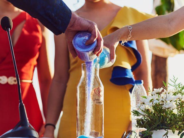 La boda de Juanlu y Vero en Hornachos, Badajoz 40