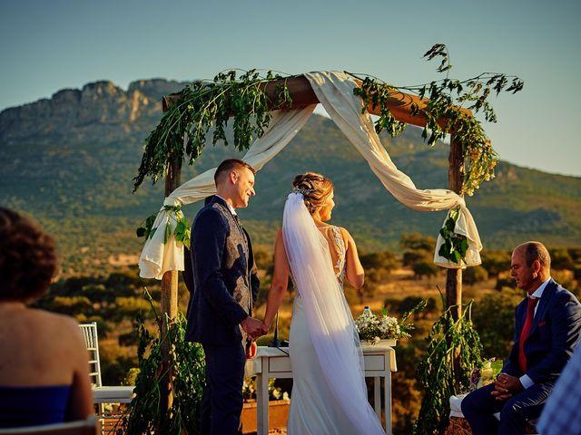 La boda de Juanlu y Vero en Hornachos, Badajoz 42