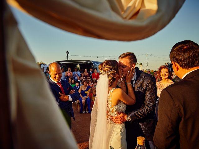 La boda de Juanlu y Vero en Hornachos, Badajoz 47