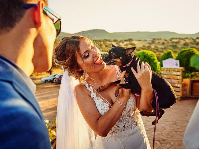 La boda de Juanlu y Vero en Hornachos, Badajoz 48