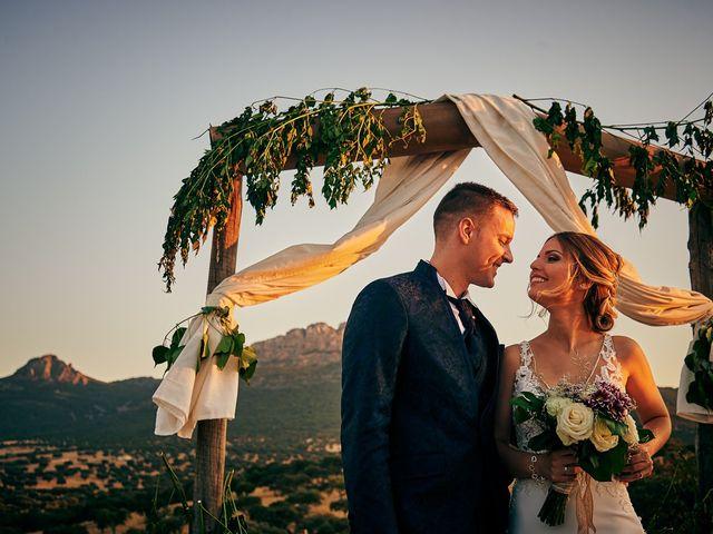La boda de Juanlu y Vero en Hornachos, Badajoz 54