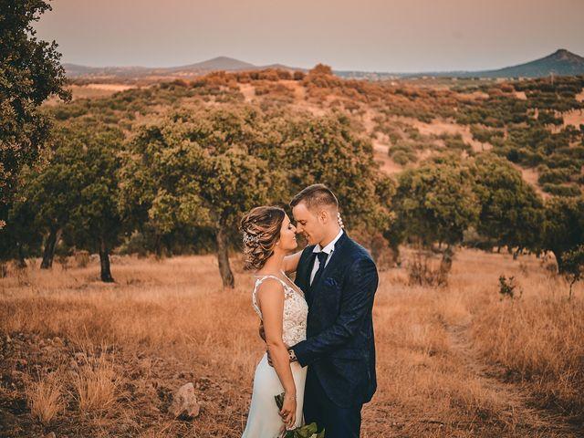 La boda de Juanlu y Vero en Hornachos, Badajoz 57