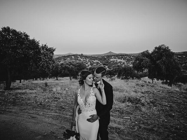 La boda de Juanlu y Vero en Hornachos, Badajoz 1