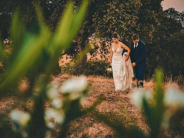 La boda de Juanlu y Vero en Hornachos, Badajoz 59