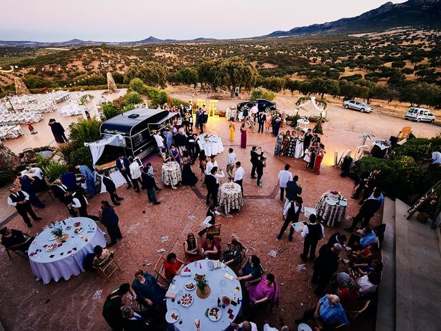 La boda de Juanlu y Vero en Hornachos, Badajoz 60