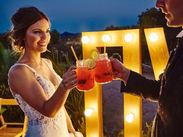 La boda de Juanlu y Vero en Hornachos, Badajoz 62