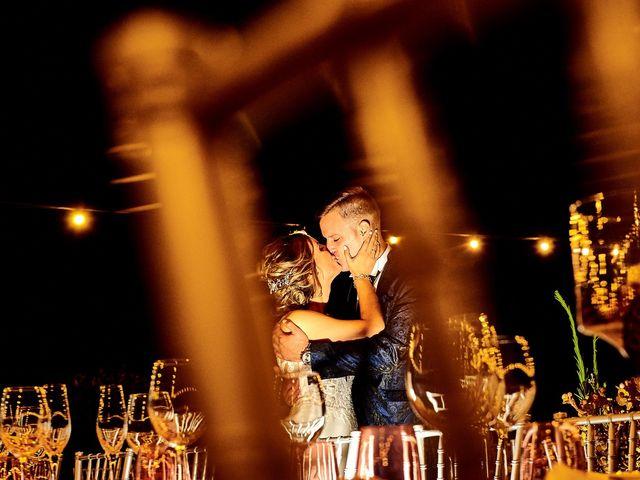 La boda de Juanlu y Vero en Hornachos, Badajoz 66