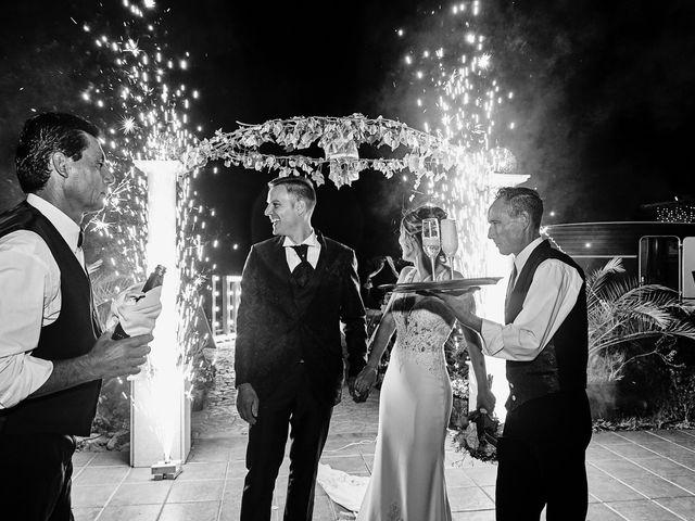 La boda de Juanlu y Vero en Hornachos, Badajoz 70