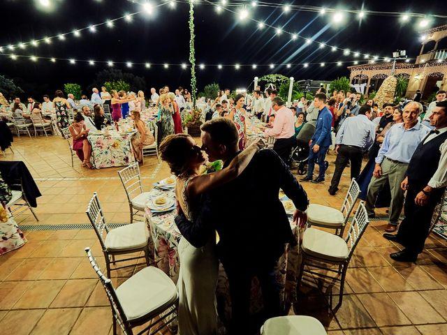 La boda de Juanlu y Vero en Hornachos, Badajoz 74