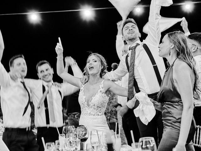 La boda de Juanlu y Vero en Hornachos, Badajoz 75