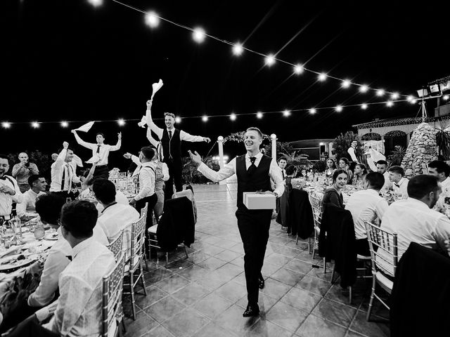 La boda de Juanlu y Vero en Hornachos, Badajoz 77