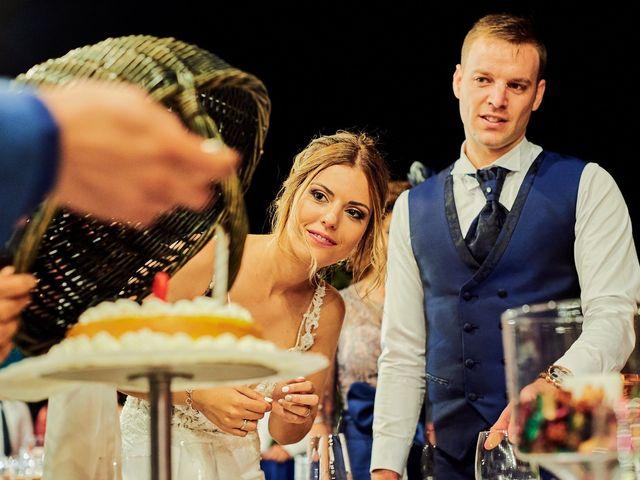 La boda de Juanlu y Vero en Hornachos, Badajoz 81