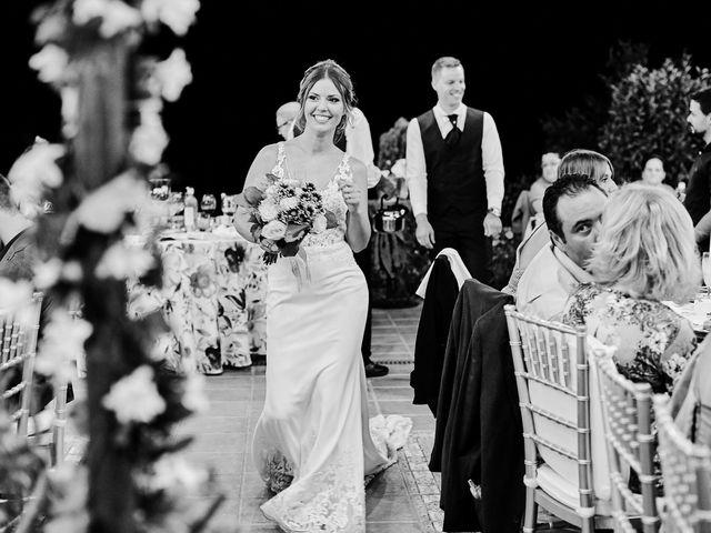 La boda de Juanlu y Vero en Hornachos, Badajoz 82