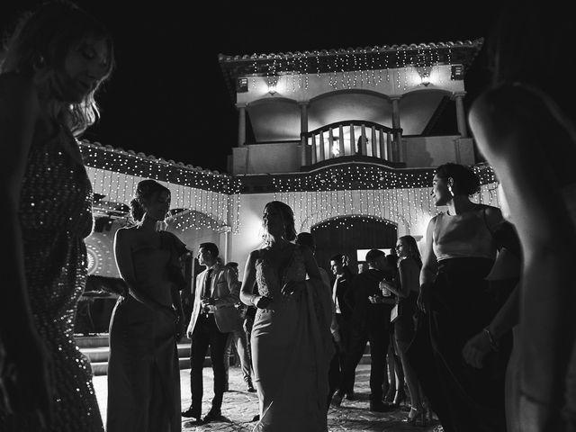 La boda de Juanlu y Vero en Hornachos, Badajoz 84