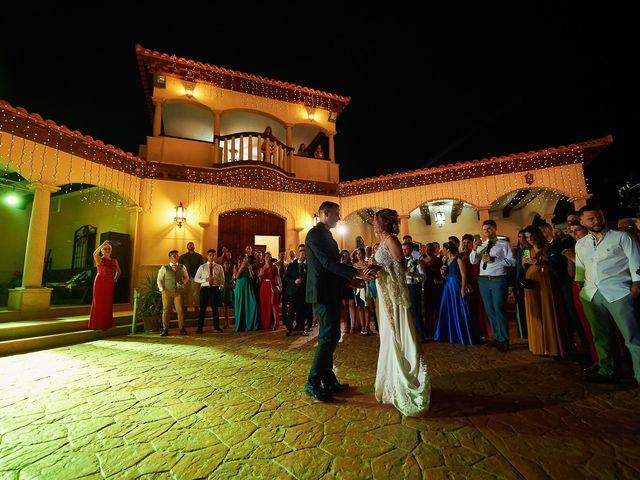 La boda de Juanlu y Vero en Hornachos, Badajoz 85