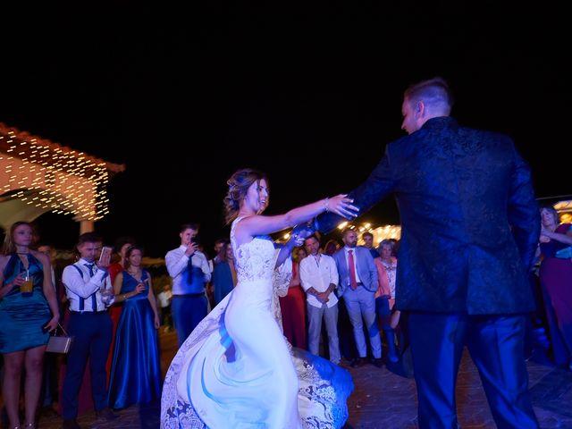 La boda de Juanlu y Vero en Hornachos, Badajoz 86