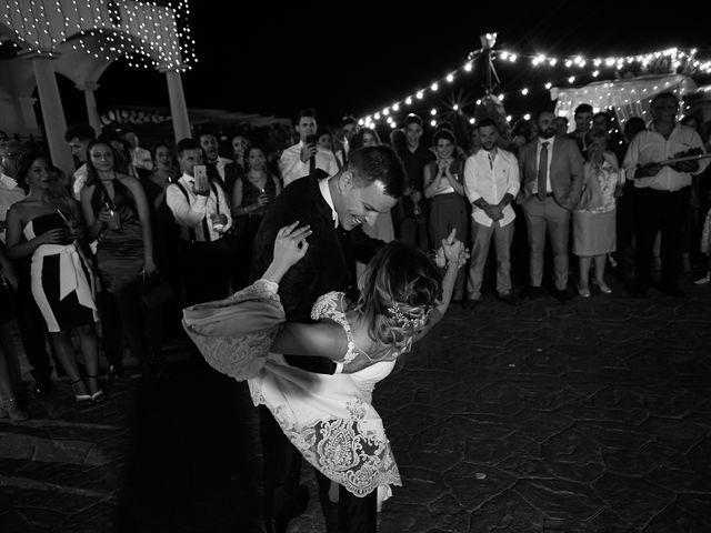 La boda de Juanlu y Vero en Hornachos, Badajoz 87