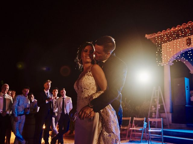 La boda de Juanlu y Vero en Hornachos, Badajoz 88
