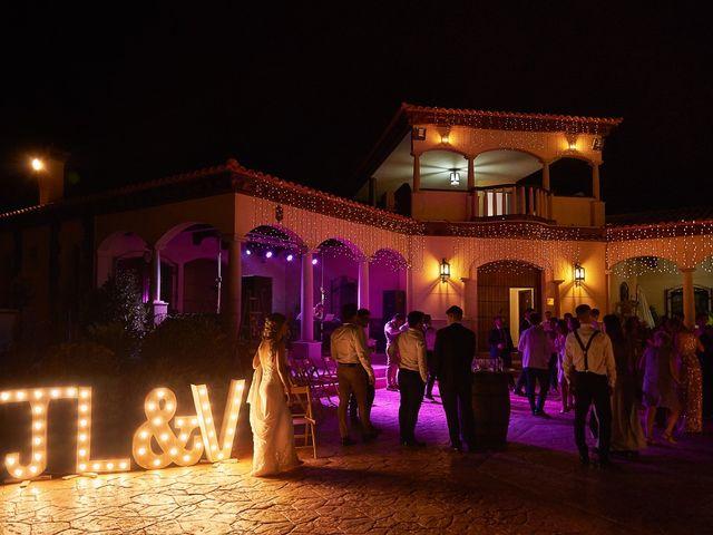 La boda de Juanlu y Vero en Hornachos, Badajoz 2
