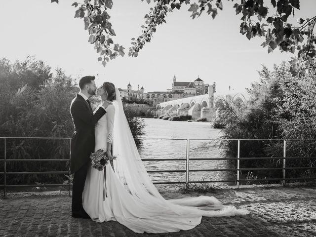 La boda de Pedro y Isabel en Córdoba, Córdoba 130