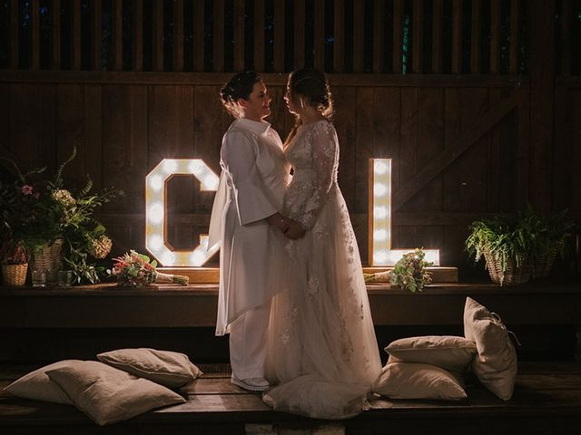 La boda de Carmen y Laura