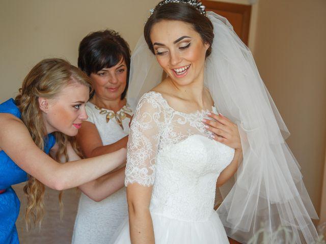 La boda de Natalya y Vasyl en Las Meloneras, Las Palmas 1