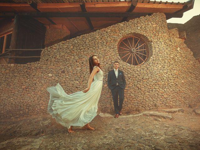 La boda de Natalya y Vasyl en Las Meloneras, Las Palmas 16