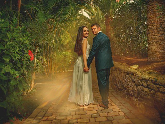 La boda de Natalya y Vasyl en Las Meloneras, Las Palmas 20