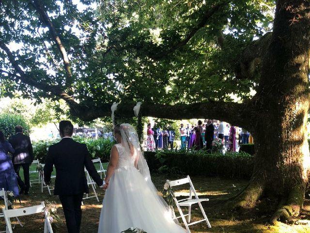 La boda de Oscar y Jennifer en Santiago De Compostela, A Coruña 3