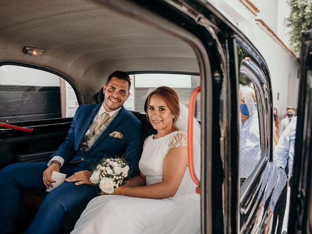 La boda de Tanausú y Tamara en Tamaimo (Guia De Isora), Santa Cruz de Tenerife 11