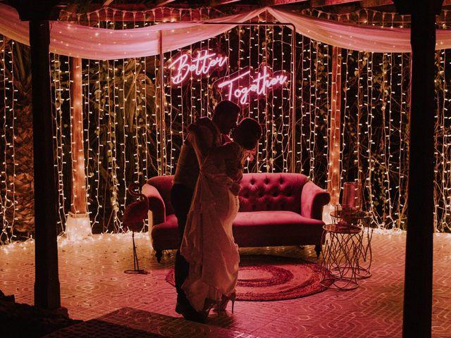 La boda de Tanausú y Tamara en Tamaimo (Guia De Isora), Santa Cruz de Tenerife 21