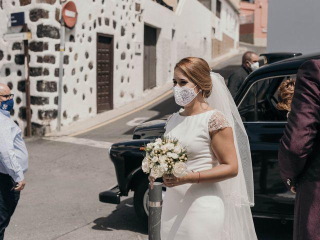 La boda de Tanausú y Tamara en Tamaimo (Guia De Isora), Santa Cruz de Tenerife 8