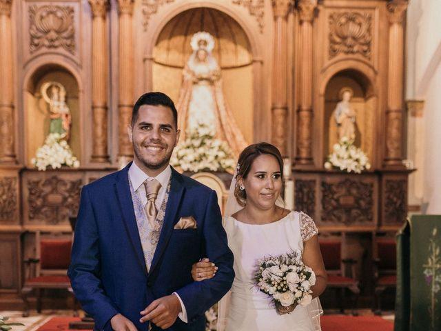 La boda de Tanausú y Tamara en Tamaimo (Guia De Isora), Santa Cruz de Tenerife 10