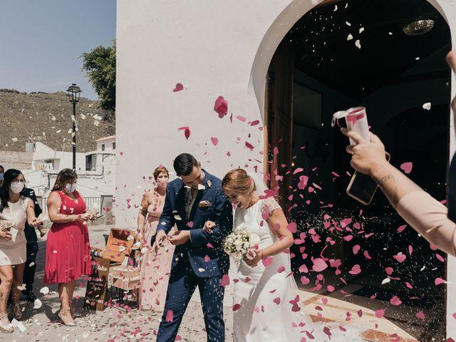 La boda de Tamara y Tanausú