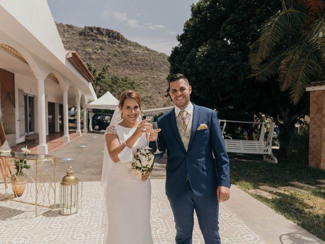 La boda de Tanausú y Tamara en Tamaimo (Guia De Isora), Santa Cruz de Tenerife 14
