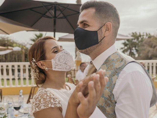 La boda de Tanausú y Tamara en Tamaimo (Guia De Isora), Santa Cruz de Tenerife 16