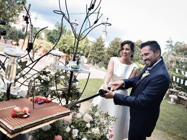 La boda de Núria y Víctor