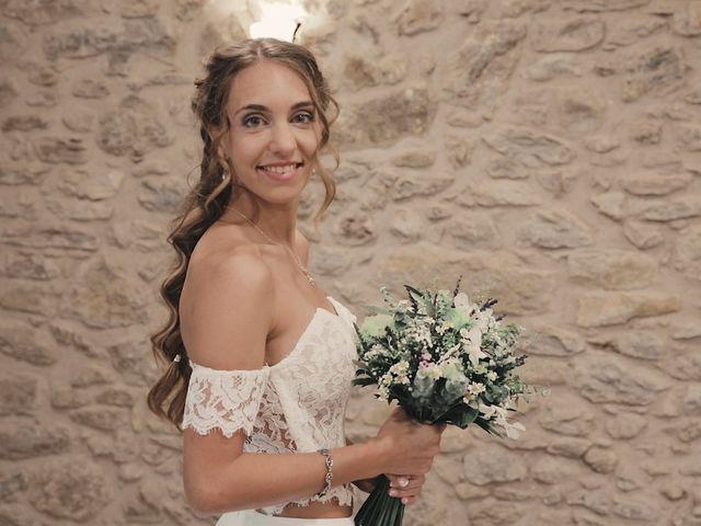 La boda de Ruth y Joan Marc en Sant Andreu De La Vola, Barcelona 8