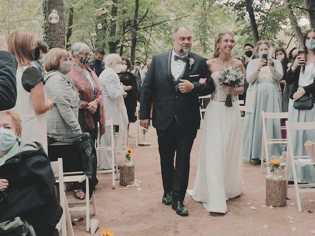 La boda de Ruth y Joan Marc en Sant Andreu De La Vola, Barcelona 9