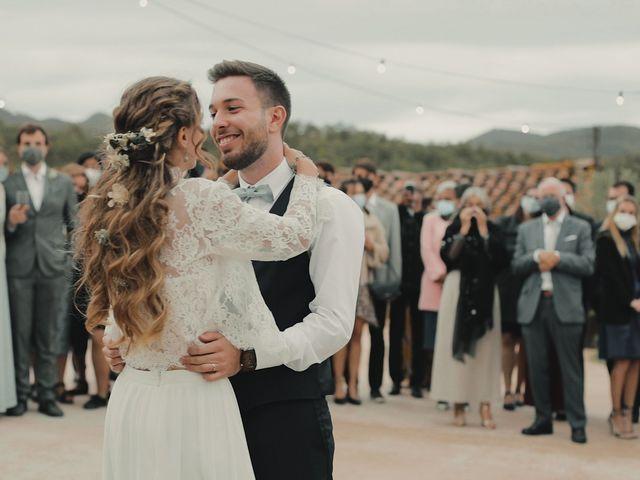 La boda de Ruth y Joan Marc en Sant Andreu De La Vola, Barcelona 17