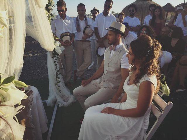 La boda de Bruno y Laura en Torre Del Mar, Málaga 9