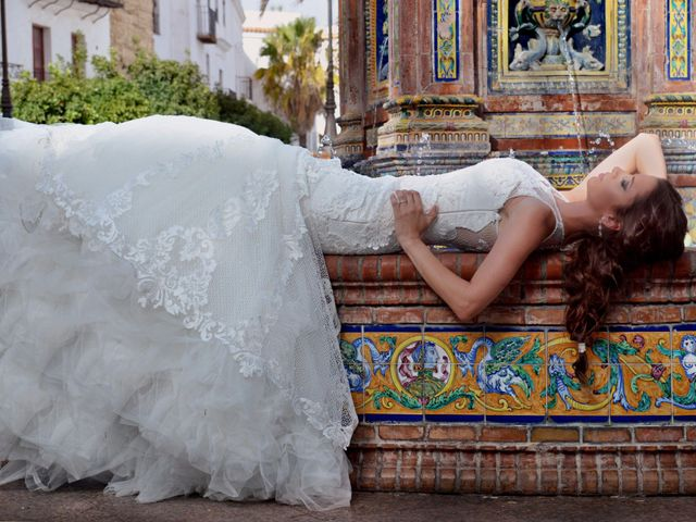 La boda de Manuel y Laura en Cádiz, Cádiz 8